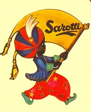 Sarotti Mohr Werbung