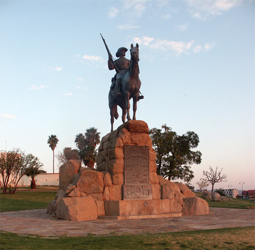 Reiterdenkmal - Attractions/Entertainment - Robert Mugabe Ave, Windhoek, Khomas, Namibia