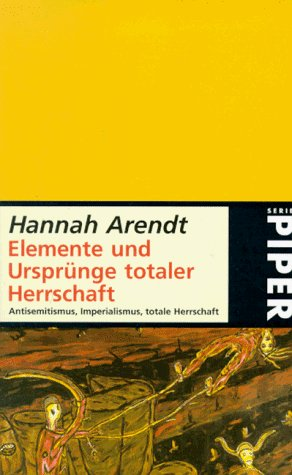 Cover Arendt